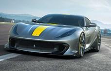 9500-ig forgó, rekorderős szívó V12 motorral búcsúzik a Ferrari 812