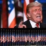 Trump ezerrel elkezdett pedálozni a feketék szavazataiért