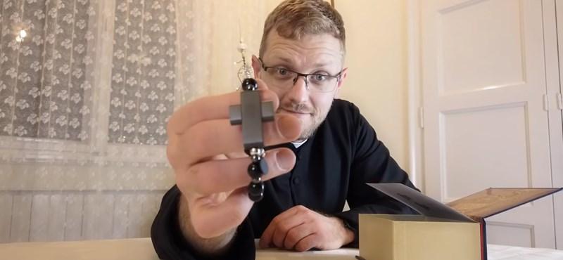 Hogyan működik a Vatikán által kiadott okosrózsafüzér?