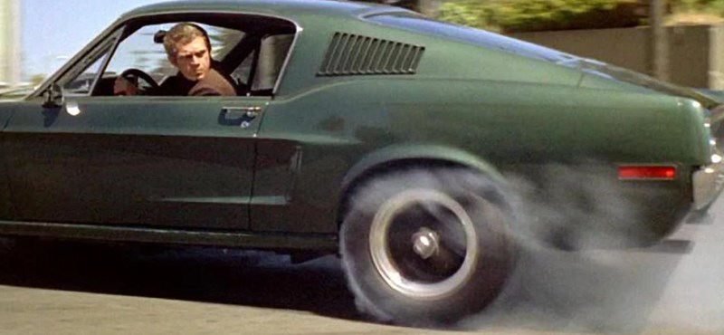 """Rekordáron, 3,75 millió dollárért kelt el az igazi """"Bullitt"""" Ford Mustang"""