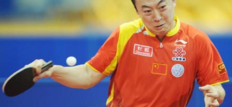 Az év legdurvább ping pong játszmái (videó)