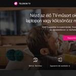 Újdonság: itt a Telekom TV