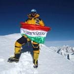Varga Csaba nem tudta megmászni a Kancsendzöngát