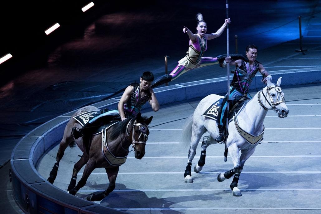 afp.17.04.14. Ringling Brothers and Barnum & Bailey Circus, cirkusz