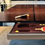 Egyszer pingpong-, aztán tárgyalóasztal