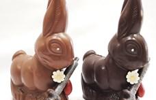 Vakcinás csokinyuszival készül a húsvétra a maszkos mikulással világhíressé vált cukrász