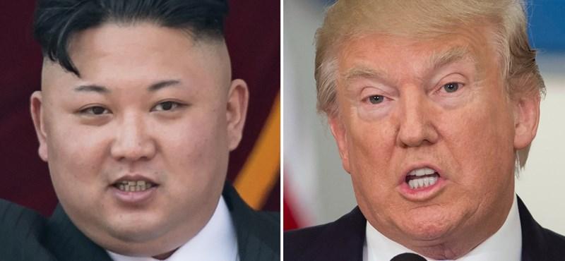 Trump komoly döntést hozott Észak-Koreáról