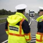 779 sofőrt büntettek meg az egyhetes razzia alatt