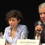 """Szalay-Berzeviczy: """"Most nem a Momentumot kell elővenni, hanem a kormányt"""""""