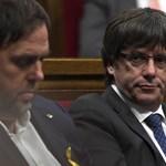Újra körözik a leváltott katalán elnököt