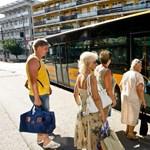Nem lehet leszállítani a buszról az általános iskolás bliccelőket