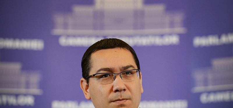 Zárolták a román kormányfő vagyonát
