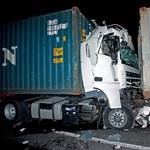 Éjjeli balesetek: újra járható az M7-es autópálya