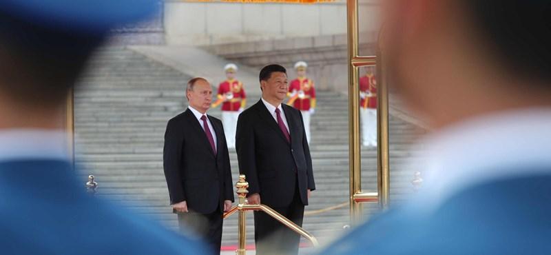 Teljessé válhat Oroszország és Kína összeborulása