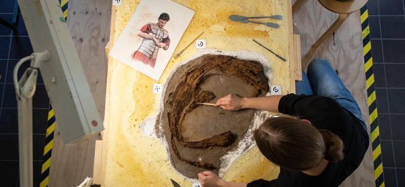 Az eddigi legrégebbi római vértet találták meg régészek, ráadásul ott, ahol nem is számítottak rá