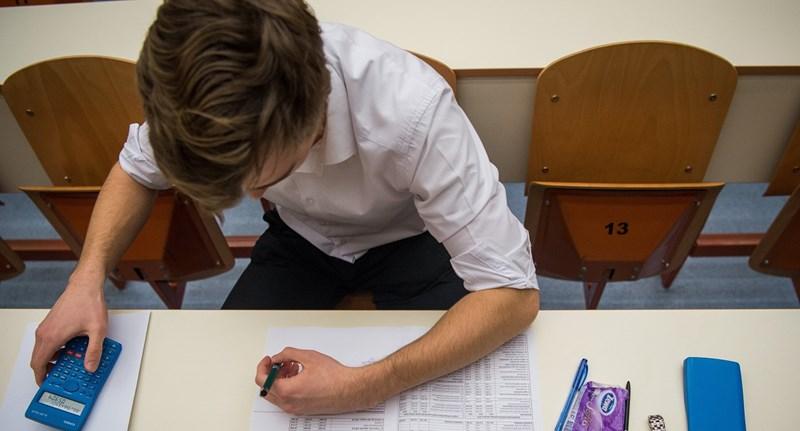 Középiskolai felvételi: ilyen lesz a szombati írásbeli vizsga