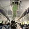 Minden utas rémálma valósult meg egy amerikai repülőgépen