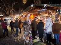 A budapesti karácsonyi vásár a bécsinél és a pozsonyinál is drágább
