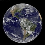 Látványos képet posztolt a NASA a Föld napján - fotó