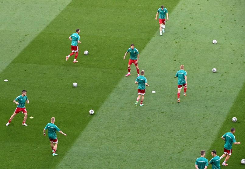 Magyarország - Portugália: 0-0