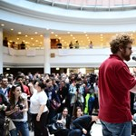 Felbolydult ma az ELTE TáTK: információs sztrájkot tartanak az oktatók