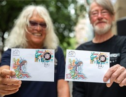 Hivatalos postai bélyegre került a Gyöngyhajú lány