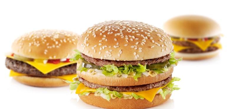 19cbde75a0 Ha ez a gép bejön a McDonald'snak, az sok mindent megváltoztathat