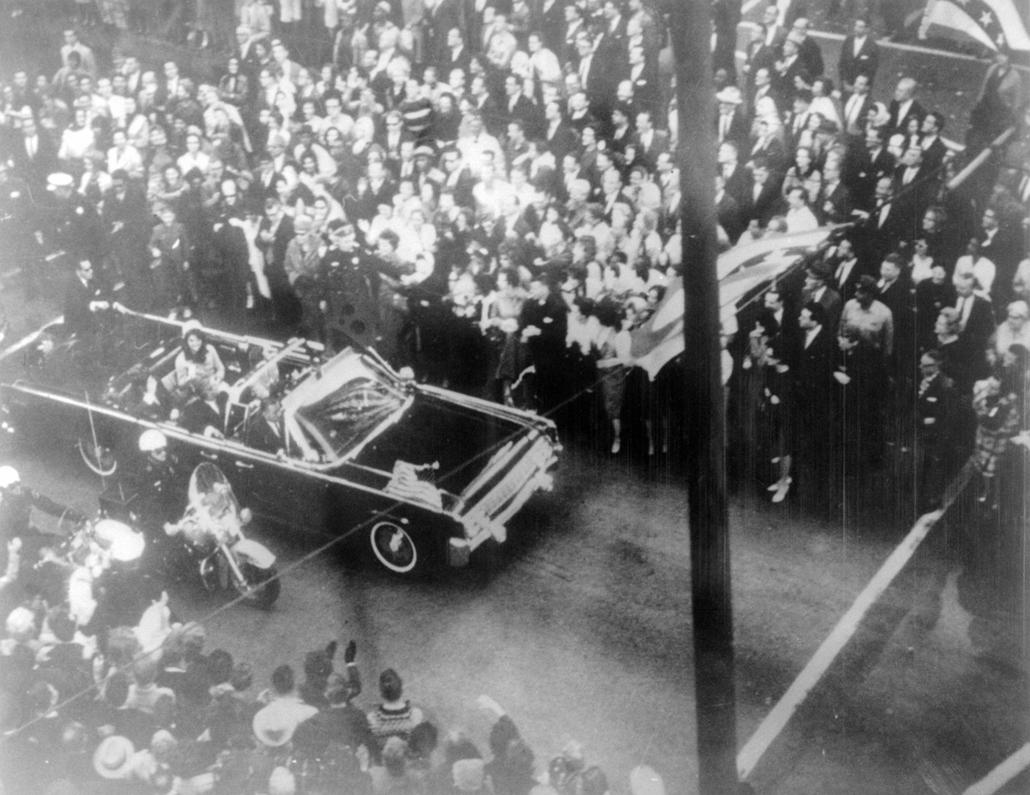 1963.11.22. - Kennedy temetése - John F. Kennedy, John Fitzgerald Kennedy
