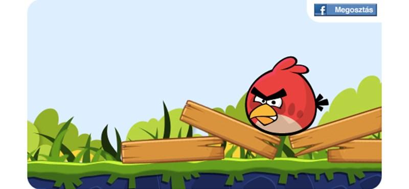 Tudjuk meg, melyik Angry Birds madárra hasonlítunk!
