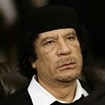 Meghalt az elfogott Moammer Kadhafi