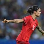 Magyar góllal győzött Németország a női labdarúgó döntőben