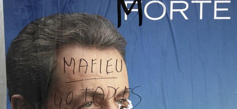 Durvul a francia elnökválasztási kampány