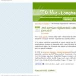 Változás lesz a magyar domain regisztrációs szabályzatában