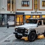 Rekordáron vitték el a kétmilliomodik Land Rover Defendert