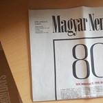 Márki-Zay Péterrel készült interjúval indít a Magyar Nemzet utódja