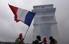Sárga mellényesek Párizsban – így változtatott taktikát a rendőrség