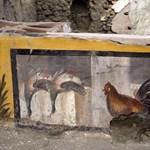 Gyorsétkezde maradványait tárták fel Pompejiben
