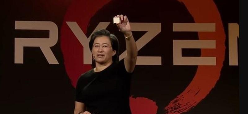 Megjöttek az AMD új processzorai, félhet az Intel