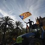 Zendülés miatt került őrizetbe két katalán szeparatista