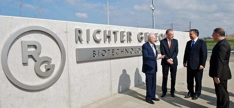 Latin-Amerikát szemelte ki magának a Richter