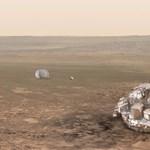 Ezért zuhant le az európai Mars-szonda