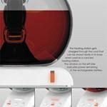 Egy ügyes japán ötlet: itt az elemmel működő teafőző
