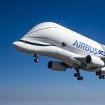 Végre felszállt az Airbus új, tényleg óriási repülőgépe – videó
