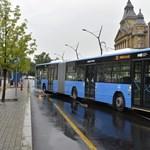 Egyelőre dísznek vannak az új metrópótló buszok