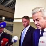 Letiltotta a Twitter Geert Wilders fiókját