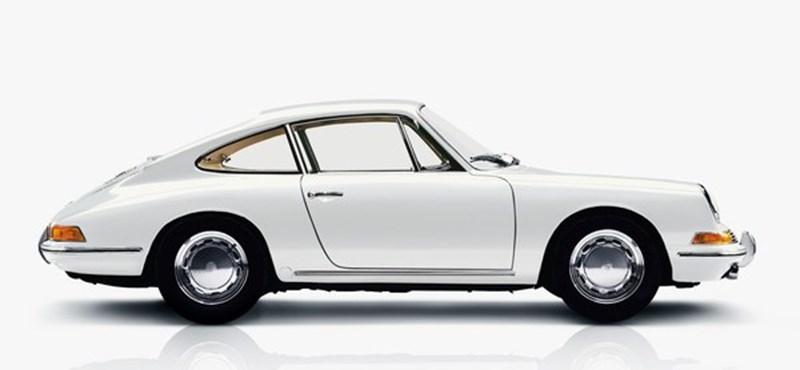 7 tökéletes kép: így fejlődött a Porsche 911