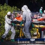 Így fertőzhet az ebola Európában