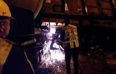 Kisiklás után helyreállt a vonatközlekedés Miskolcon