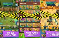 Emlékszik még a Plants vs. Zombies játékra? Készül az új, és sokkal szebb rész
