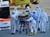Svájcban is terjed még a járvány